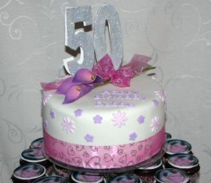 gluten free birthday cake 50th Birthday Cake Ideas Photos