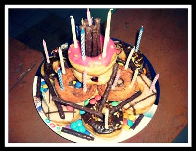 A Bestfriend's Cake