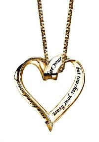Best Friend Pendant Necklace