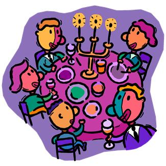 Birthday Dinner Menu