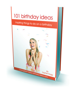 ebook of free birthday idea
