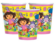 dora the explorer birthday parties