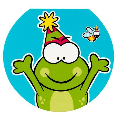 Click frog  for More Frog Birthday Ideas!