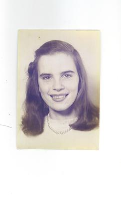 Betty Wallingford 15 years old