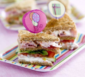 Creative Kids Party Food Ideas and Tips