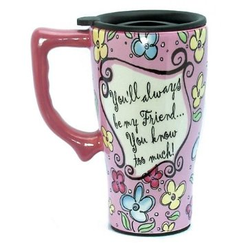 There Is No Better Way To Start The Day Than With A Big Hug From Your Best Friend Mug