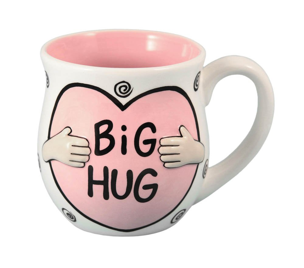 Big Hug Mug Gift for best Frien
