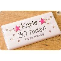 best friends birthday chocolate ba