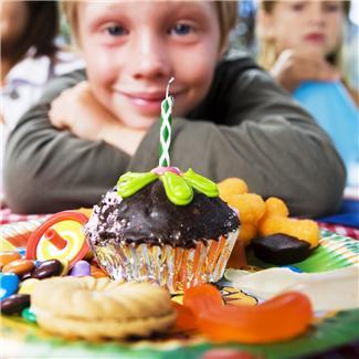 Birthday Cupcake Ieas!