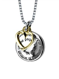Best Friend Pendant