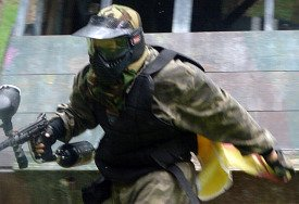 Paintball Party!!