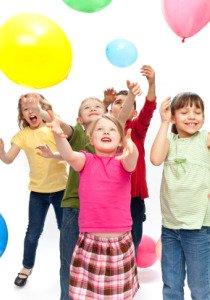 Kids Indoor Party Games