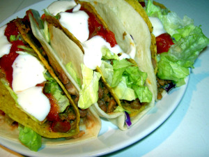 mexican party food